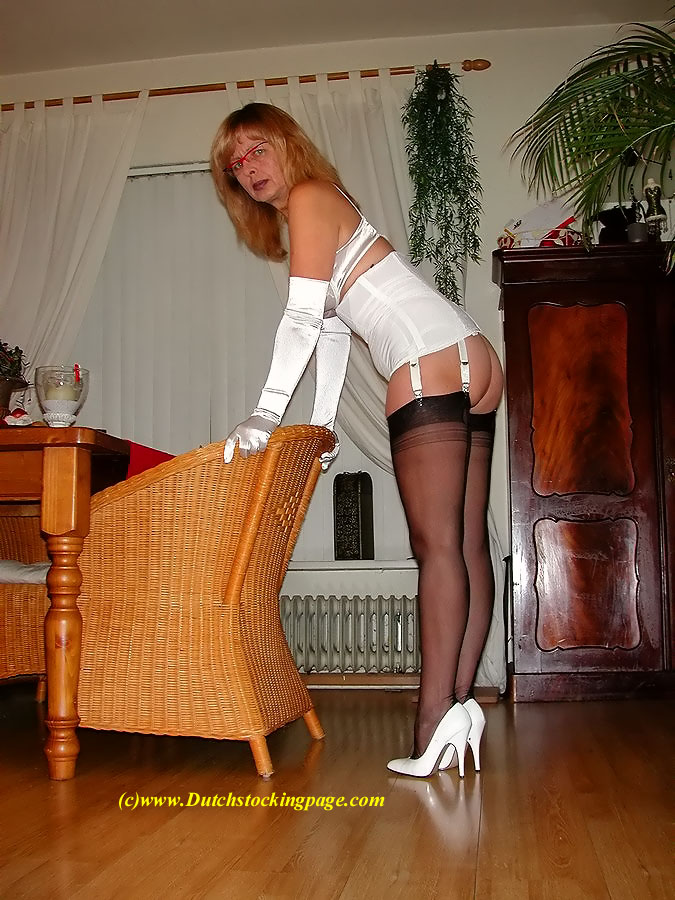dutch page Christina stocking
